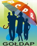 logo PCPR w Gołdapi